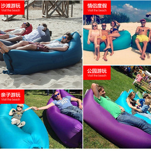 Image 5 - Air Inflatable Travel Mattress Bed Universal For Back Seat Multi Functional Sofa Pillow Outdoor Camping Mat Cushion