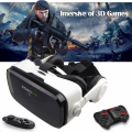 "Latest BOBOVR Z4 3D Glasses VR Box Glasses Bluetooth Controller Immersive Virtual Reality Google Cardboard for 4~6"" SmartPhone"