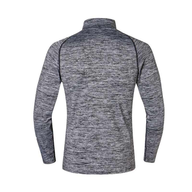 רכיבה על אופניים גופיות חדש 2018 ארוך שרוולים חולצה טריאתלון אופני Skinsuit גברים ג 'רזי ללבוש דחיסת חולצת אופני בגדים