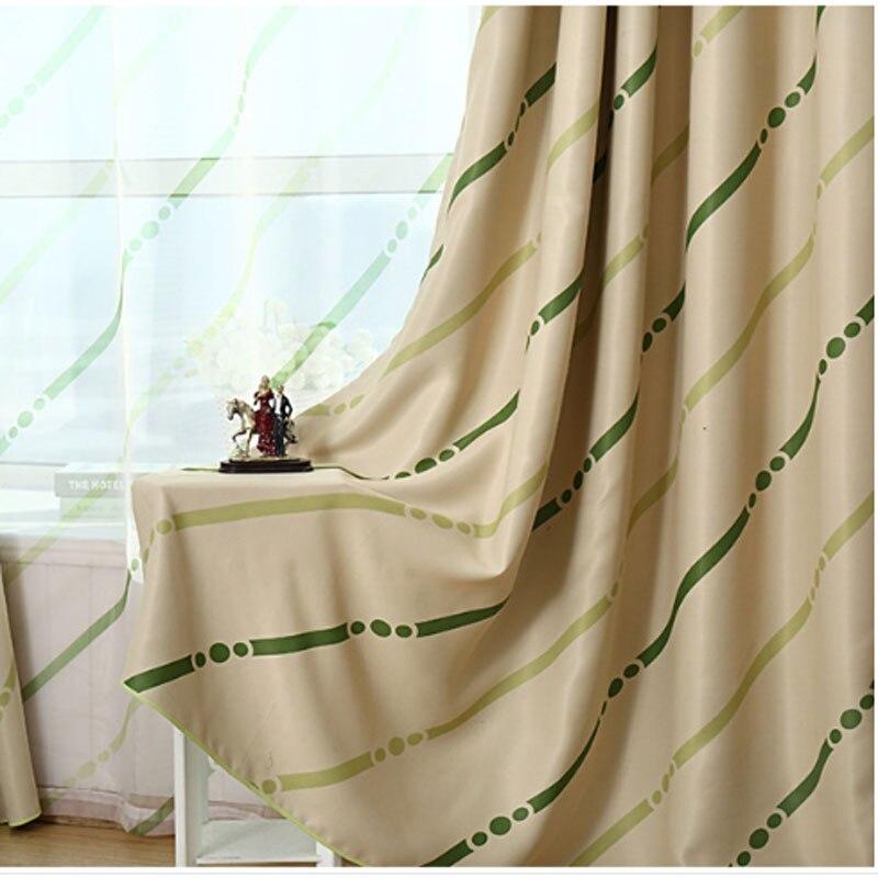 online kaufen großhandel grün schlafzimmer vorhänge aus ... - Schlafzimmer Grun Beige