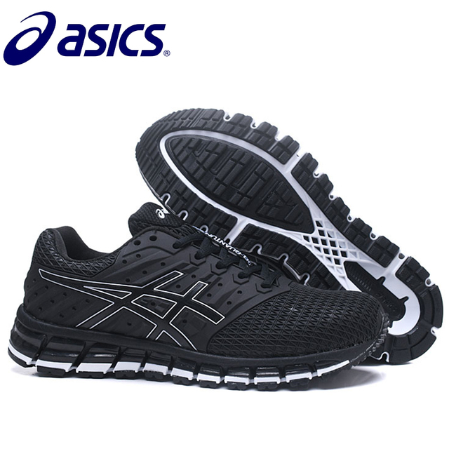 best sneakers ce116 3cfad US $64.79 20% OFF| Asics Gel Quantum 360 2018 Original New Arrival  Authentic Sneakers 360 Man's Classical Cathletic Shoes Non slip Hongniu-in  Running ...