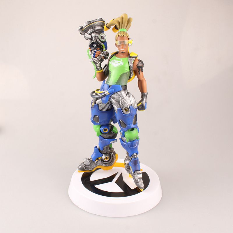 OW Lucio Game Model Toys for Animation Game Collection Miniature Figurine 28cm Big Action Figure 170742 figurine