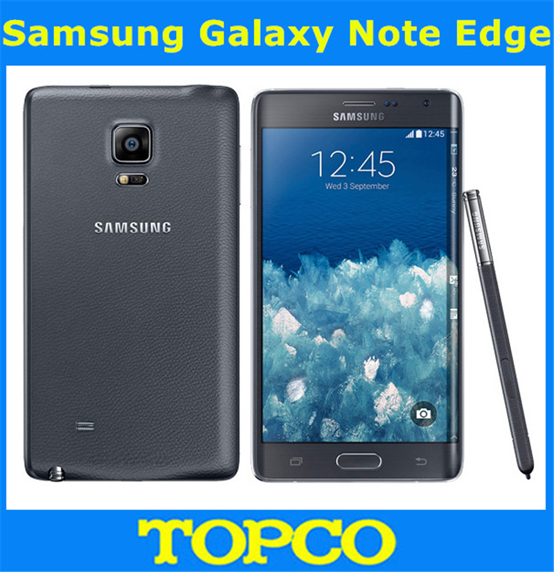 Purposeful Samsung Galaxy Note Edge N915p/t/v Original Unlocked Gsm 3g&4g Android Mobile Phone Quad Core 5.6 16mp Wifi Gps 32gb Rom Cellphones & Telecommunications