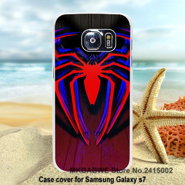 cool <font><b>spider</b></font> <font><b>man</b></font> <font><b>3</b></font> <font><b>logo</b></font> <font><b>case</b></font> cover for <font><b>Samsung</b></font> <font><b>Galaxy</b></font> s7 s6 edge s5 s4 mini s3 Plastic hard white <font><b>case</b></font>