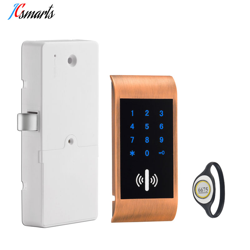 Intelligent Keypad RFID Electronic Cabinet Locker Sauna Lock for Home Gym School Spa Cabinet Door good quality electric security code lock file cabinet locker fingerprint sauna lock for school office hotel gym spa center