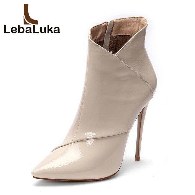 A Lebaluka Tacchi Calde Size Avorio Punta Scarpe Rosso 34 45 wwBqzr5R 4f87deaeca3