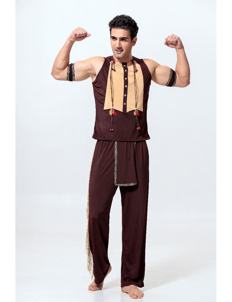 adult male spartan costume