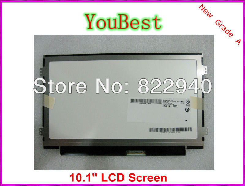 New 101 Slim LCD LED Laptop Screen Display For ACER