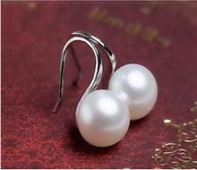 Stud Earrings for Women Simulated Pearls Crystal Earring Fashion Jewelry Brincos 2017 NEW Bijoux(China)