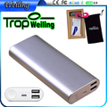 Tropweiling 18650 Power Bank 15000mah Backup battery & portable charger Powerbank dual usb external battery for All phones