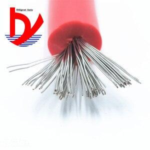 Image 3 - Fio de silicone macio de alta tensão, fio e cabo 25kv 30kv › 18awg 17awg 15awg anti quebra