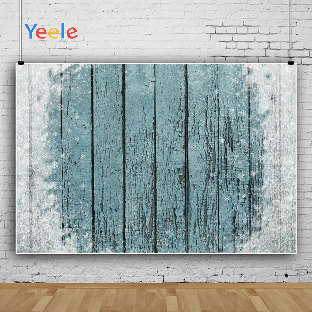 Yeele Wood Natural Backdrops Floor Nice Snowflakes Photography Backdrops Personalized Photographic Backgrounds For Photo Studio in Background from Consumer Electronics