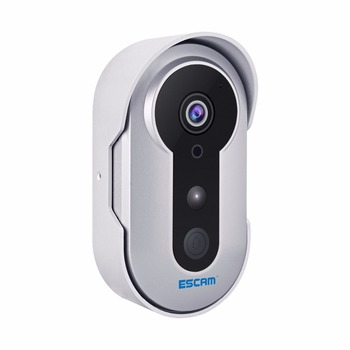 ESCAM Wireless 960P  WIFI Doorbell Build-in Battery Motion Detection QF220