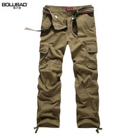 2016 New Arrival High Quality Top Fashion Gym Clothing Solid Mens Cargo Pants Good Quality Cotton