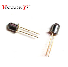 10PCS BPW24R PHOTODIODE PIN SEALED TO 18