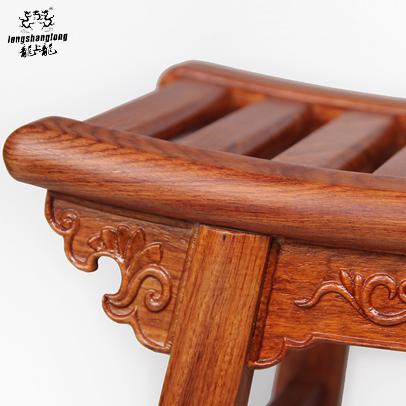 2015 Squat Stool Wooden Chinese style antique drum stool wood For Children Rosewood Antique Chinese Stools-in Children Chairs from Furniture on ... : chinese stools wood - islam-shia.org