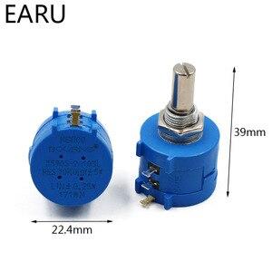 3590S-2-103L 3590S 10K ohm Precision Multiturn Potentiometer 10 Ring Adjustable Resistor