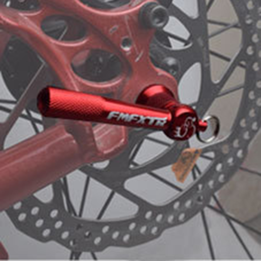 cycle zone Anti Theft Skewers Road Bike MTB Wheels Locking Security Multifunction Tools 4 Colours