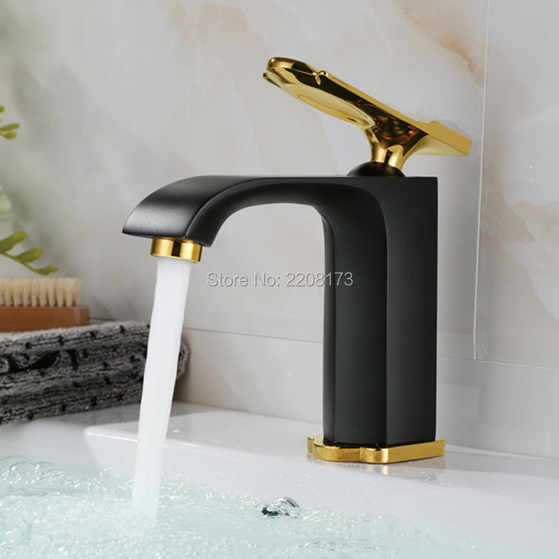 Smesiteli Wholesale And Retail Promotion New Hight Quality 100% Brass 4 Color Single Handle  Basin Faucet Mixer Bathroom Tap pastoralism and agriculture pennar basin india
