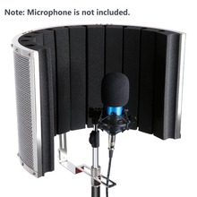 Microphone Isolation Vocal Booth