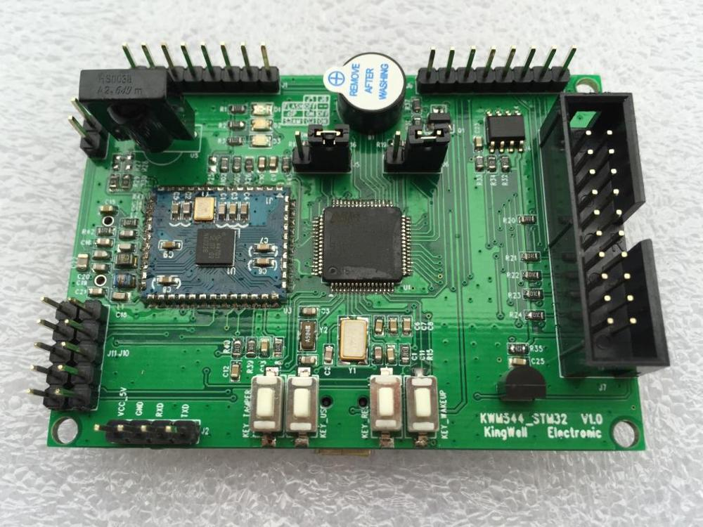 PN544 development board /STM32 development board /NFC development board kubiak jacek z xenopus development