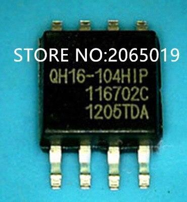 10PCS     EN25QH16 104HIP   25QH16 104HIP  QH16 104HIP   SOP8
