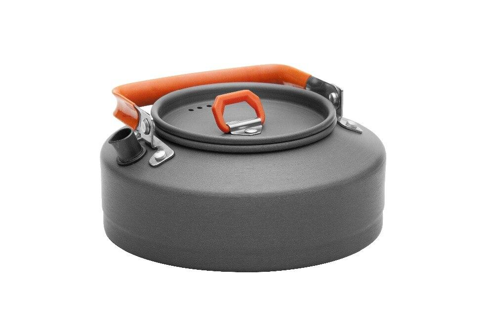 Огонь-клен 0.8-1.5l Кофе чайник Кемпинг водонос Посуда Пикник Кухонная посуда fmc-t3/fmc-t4