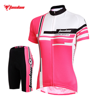 Women's Team Cycling Jersey Sets Bike Bicycle Cycling Clothing Cycling Jersey Cycling Shorts MTB Shorts Sports Clothing Suits