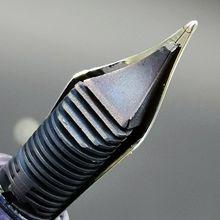 1Pc Naginata Sai bi Togi #6 Fountain Pen Ink Pen nib 0.3mm Business Caligraphy Stationery Office Supplies Writing Gift