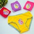Брюки для девочек Девушка underwear брюки для девочек трусики ребенка underwear ребенка трусы дети детские 3 шт./лот BUGD005-3P