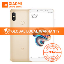 "Global Version Xiaomi Redmi Note 5 Snapdragon 636 Octa Core 3GB 32GB 5.99"" Full Screen Dual AI Camera Note5 Smartphone(China)"