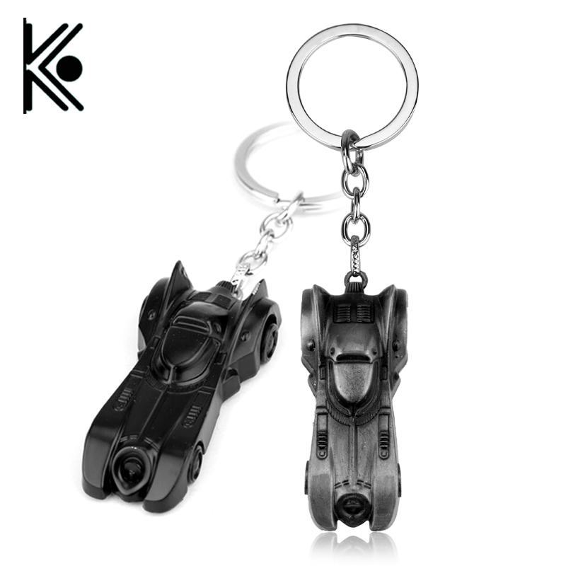 Batman V Superman Key Chain The Dark Knight Batmobile Key Rings Gift Chaveiro Car Keychain Jewelry Movie Key Holder Souvenir цена