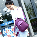 Nylon Waterproof Women's Backpack 2017 All match Girls Backpacks Chest bag Girls Bags Fashion Small Casual Travel Backpack