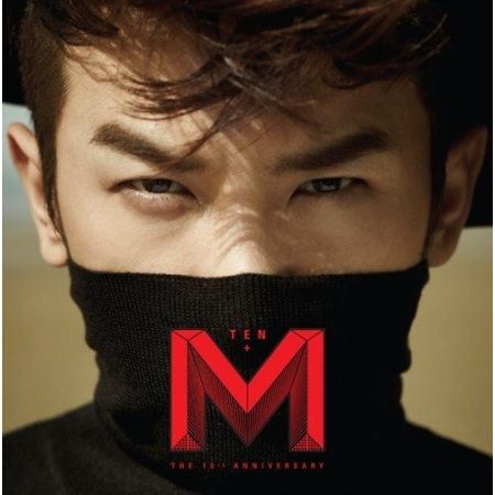 LEE MIN WOO 10TH ANNIVERSARY ALBUM - M+TEN + Lyric Book(folding)+ Photobook(68 p)  Release Date 2014.02.06 KPOP archie giant comics 75th anniversary book