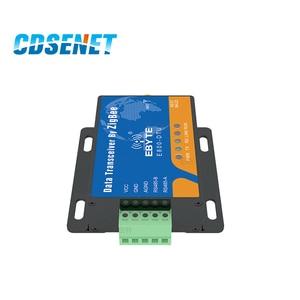 Image 2 - Zigbee Modulo CC2530 RS485 240MHz 20dBm Rete Mesh CDSENET E800 DTU (Z2530 485 20) rete Ad Hoc 2.4GHz Zigbee rf Transceiver