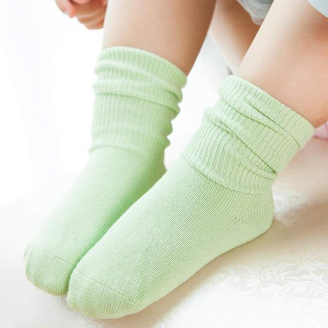 5da29ec40 Online Shop 6pairs lot Spring Baby Bamboo Fiber Loose Socks Breathable Newborn  Baby Socks Autumn Toddler Soft Home Socks Small Kids Clothing