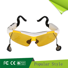 3 Pairs Lens UV400 Mobile Phone Bluetooth Smart Gadget SunglassesOutdoor Cycling Smart Sunglasses