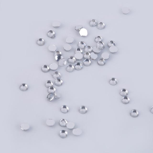 Glitter Crystal Nail Art