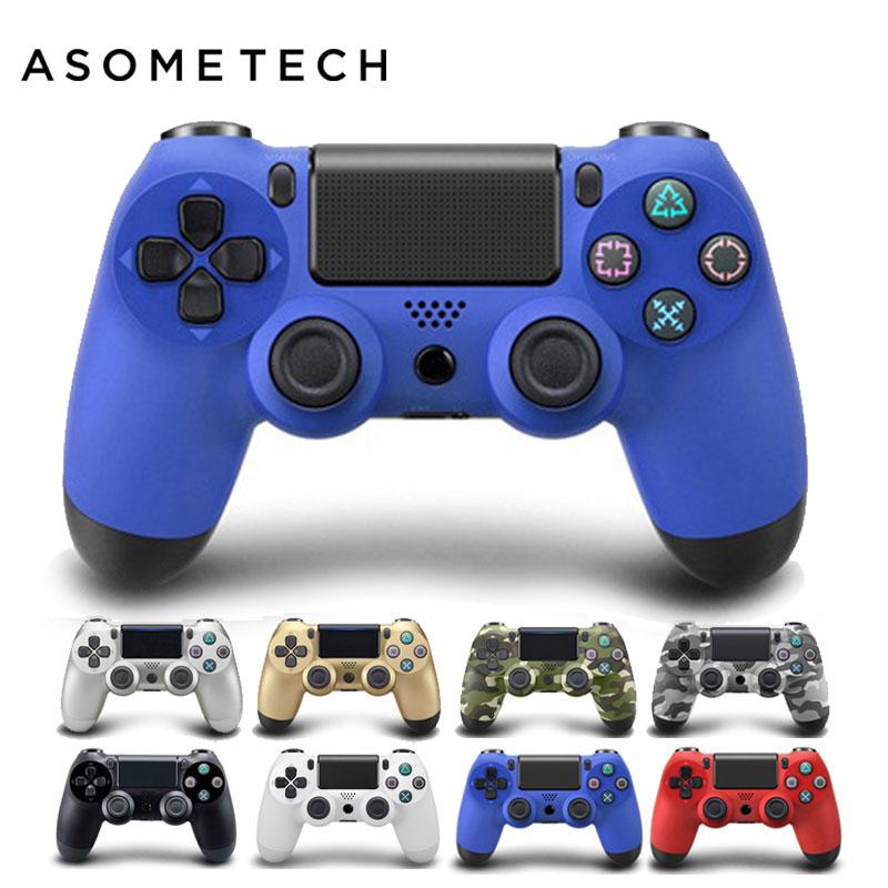 Verdrahtete Joystick Game Controller für Sony Playstation 4 PS4 Controller Dual Shock Vibration Joystick USB Gamepad für PlayStation