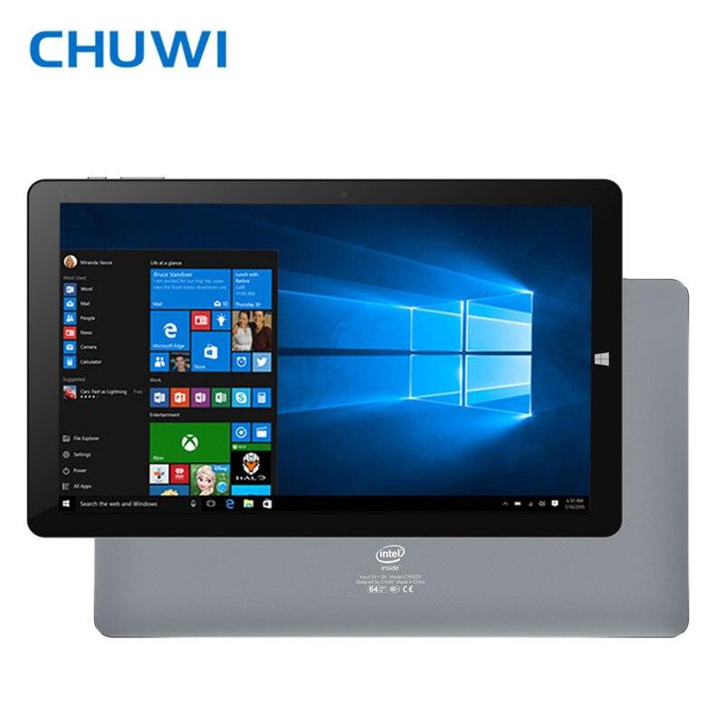 ¡CHUWI Hi10 más oficial! 10,8 pulgadas Windows Tablet PC 10 Android 5,1 Dual OS Intel Atom Z8350 Quad Core 4 GB RAM 64 GB ROM