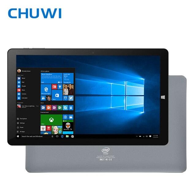 CHUWI Hi10 плюс официальный! 10,8 дюймов Tablet PC Windows 10 Android 5,1 dual os Intel четырехъядерныйядерный процессор Atom z8350 4 ГБ Оперативная память 64 ГБ Встроенная память