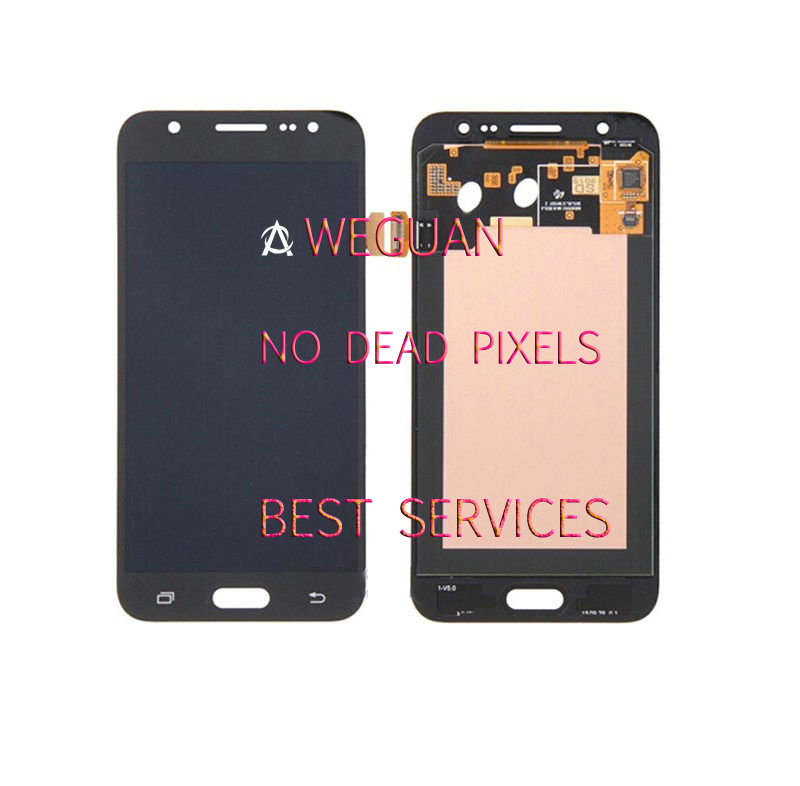 цены  New Tested LCD for Samsung Galaxy J5 J500 J500F or J51 J510 Screen Display with Touch Digitizer Assembly 1 piece