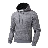 Spring Men Fleece Fitness Hooded Pullover Fashion Male Camo Gray Blue Print Hoody Sweatshirts Hip Hop
