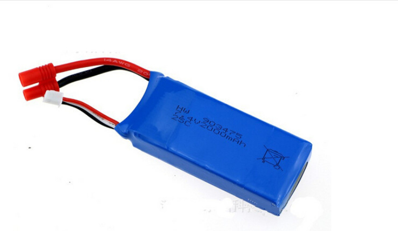 Free shipping 1pcs or 2 pcs font b Battery b font 7 4v 2000MAH font b