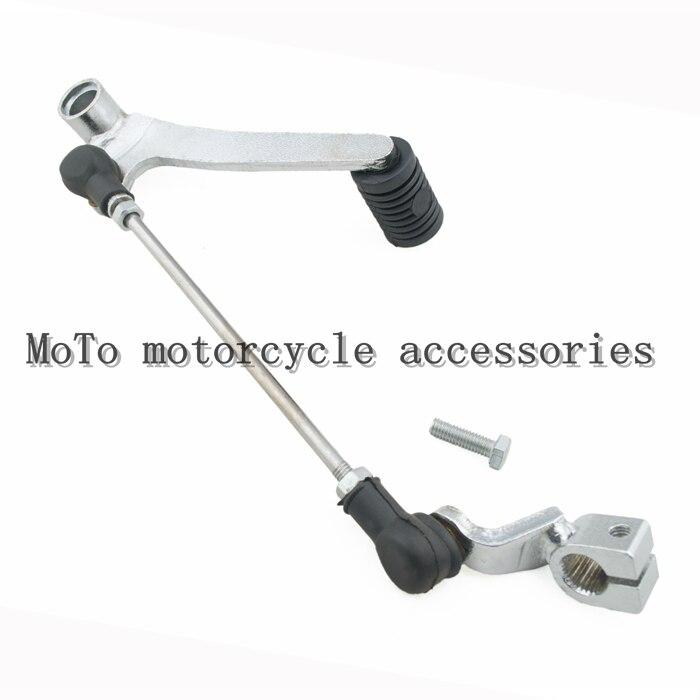 Мотоцикл переключения передач рычаг мотоцикл сдвиг педаль ножного рычага cb400 системой VTEC для гонки на мотоциклах улица велосипед