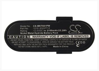 Cameron Sino 2100mAh battery for Fit Model MAKITA 5092D 5092DW 6011D 6011DW 1210 632277-5 Power Tools Battery