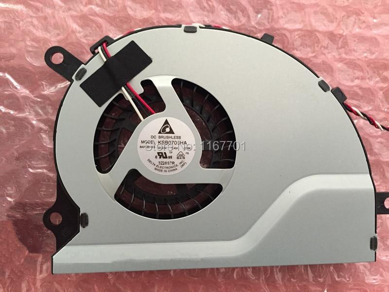 Nouveau ventilateur de refroidissement d'origine pour ordinateur portable/ordinateur de bureau pour Samsung AIO DP-700A3D 700A3D DP700A7D X01US K01BE BA31-00133A KSB0705HA-CD56