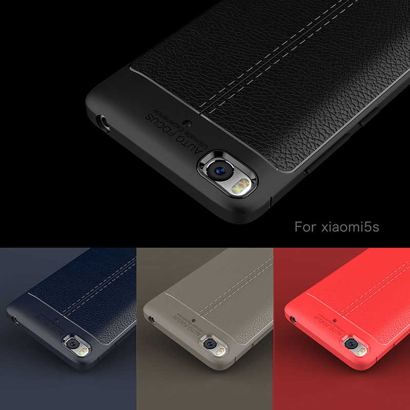 Для Xiaomi mi 5S чехол 5,15 дюймов новый роскошный противоударный мягкий кожаный из ТПУ чехол для телефона s для Xiaomi mi 5S Prime mi 5S чехол для телефона