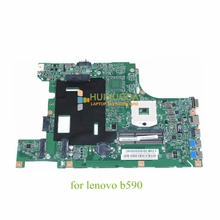 11S102500421 55.4YA01.001 laptop motherboard For lenovo ideapad B590 HM76 DDR3 Mainboard