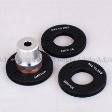 Adplo 내부 나사: rms (20mm) 렌즈 어댑터 슈트 rms royal microscopy society 렌즈 m42 마운트 내부 나사 rms